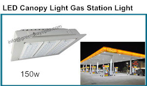 CREE LED Canopy Light Gas Station Light 150w