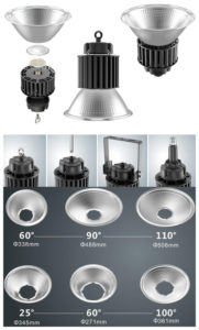 250w IP65 waterproof LED High Bay Light