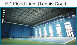 Tennis Court Light Project