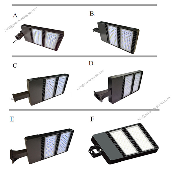 LED Parking Lot Light 300w