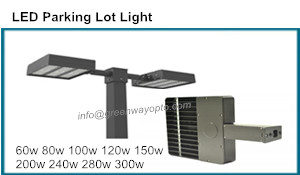 LED Parking Lot Light UL DLC 60W- 300W