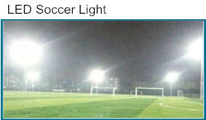 LED Soccer Light Project