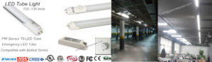 LED Tube Light Series
