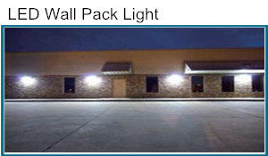 LED Wall Pack Light Project