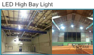 high bay light project