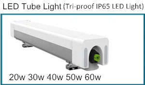 tri-proof IP65 led light