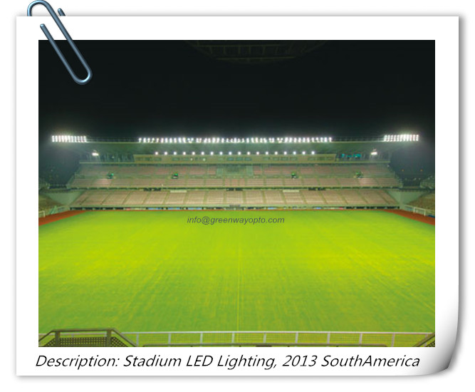 LED Stadium Lighting_greenwayopto