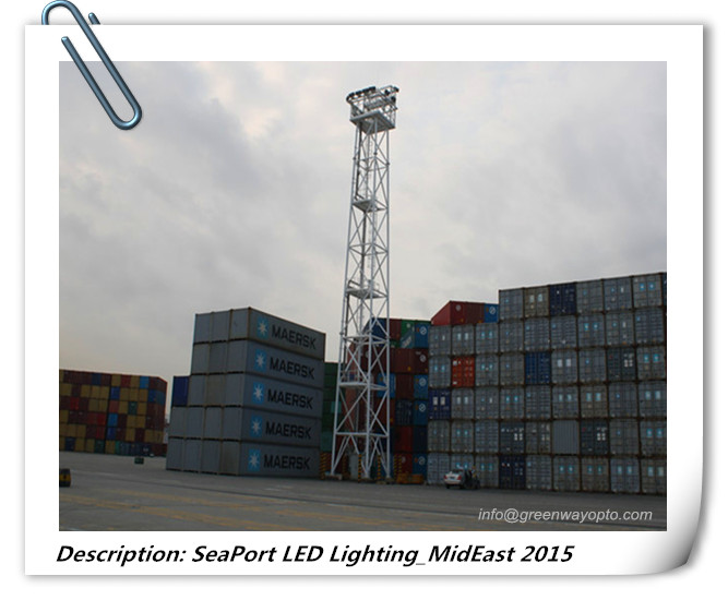 Seaport led lightings_greenwayopto